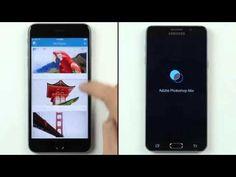 So sánh tốc độ iPhone 6s Plus và Galaxy Note 5