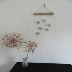 Upcycled wire work flower wall hanging   #wallhanging #walldecor #wallart #wirework #upcycled