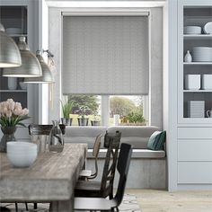 Choices Berber Warm Grey Roller Blind from Blinds 2go