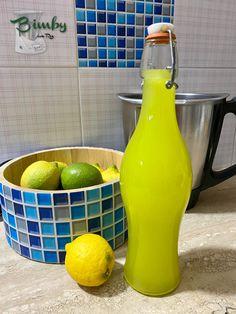 Limoncello di Sicilia   Bimby con Rox Citronella, Limoncello, Mamma, Spray Bottle, Cleaning Supplies, Cleaning Agent, Lemon Grass, Airstone