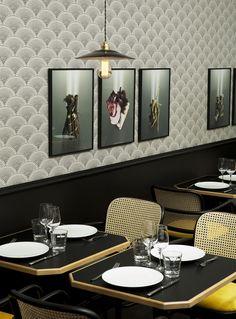 """Manger"" restaurant Paris by Marie Deroudhile"