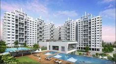 Goel Ganga Group have come up with a residential development in NIBM, Pune called the  Ganga Glitz  .