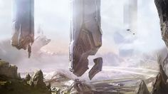 Halo's Forerunner Architecture Is Some Heavy S**t
