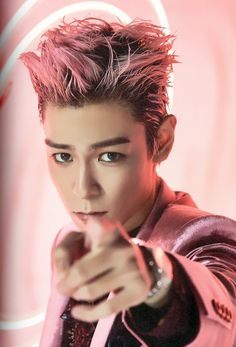 T.O.P #BIGBANG 2017 Welcoming Collection