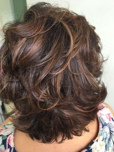 51 Stunning Medium Layered Haircuts (Updated for - Style My Hairs Medium Layered Hair, Short Hair With Layers, Medium Hair Cuts, Short Hair Cuts, Medium Hair Styles, Curly Hair Styles, Layered Bobs, Long Layered, Layered Haircuts