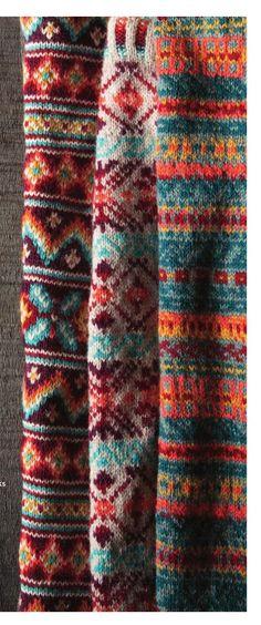86a94083ea6ce #ClippedOnIssuu from Knit Picks January 2015 Catalog Preview Fair Isle  Knitting Patterns, Fair Isle