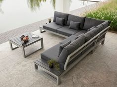 Create the ultimate chill out zone in your garden and enjoy summer living with the LIFE Mallorca Corner Lounge Set Wooden Sofa Set Designs, Outdoor Furniture Australia, Metal Patio Furniture, Sofa Design, Sofa Design Wood, Wooden Sofa Set, Living Room Sofa Design, Pool Patio Furniture, Furniture Design