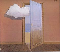 Le Poison by Rene Magritte (1939)