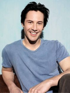 how could you not pin fresh-faced smiling keanu? HOW?