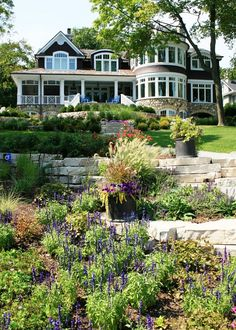 Landscaping Idead. Beautiful Landscaping Ideas. #Landscaping