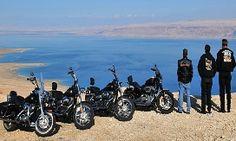 Harley Ride to Maccabiah 2013