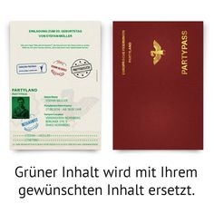 Einladungskarten Gestalten Und Drucken Einladungskarten Selbst