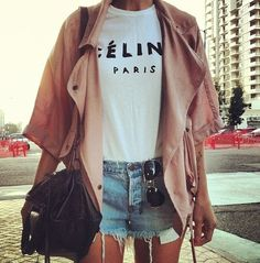 Céline Shirt Paris