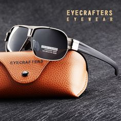 1e8ed126be Polarized sunglasses Men s Driving glasses pilot outdoor Sports UV400  Eyewear 2