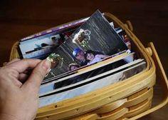 Lain Ehmann shares tips for storing + sharing photos