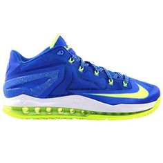 LeBron James Nike XI Low Basketball Shoe