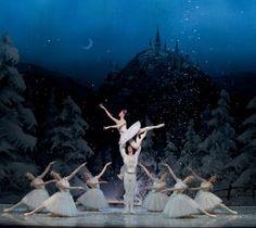 Nutcracker Snow Scene ---Goh Ballet, Vancouver