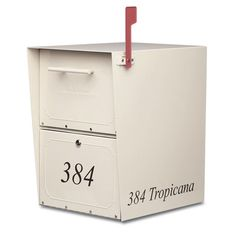 """Architectural Mailboxes Oasis Locking Mailbox & Reviews 