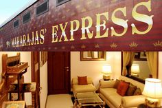 Discover the rich culture, history and heritage of India with the maharaja express presidential suite.