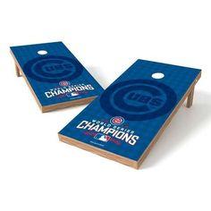 Chicago Cubs Cornhole Boards Cubs Cornhole Boards