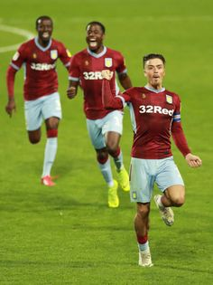 Aston Villa Pictures and Photos - Getty Images Aston Villa Team, Jack Grealish, Peterborough United, Ashley Young, Michael Owen, Bolton Wanderers, Robin Van, Bt Sport, Clothing Styles