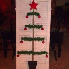 Christmas Deco for the front door.