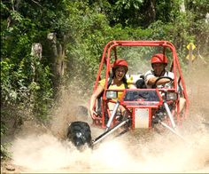 wildtours Cozumel off-road tours!