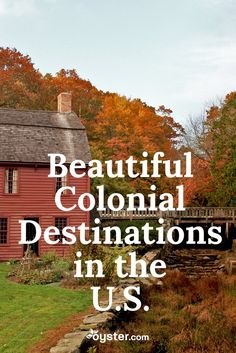 In our humble opinion, autumn is the perfect time for a trip; the crowds of summer are gone and the cold snap isn't close enough to be acknowledged as a real threat -- yet. So considering all this, Columbus Day weekend falls (get it?) in a sweet spot, making it the ideal time to take a quick trip.