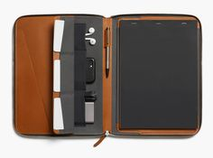 Organize yourself with the new Bellroy Work Folios