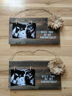 What a cute idea. What a cute idea. What a cute idea. Godmother Gifts, Fairy Godmother, Godmother Ideas, Proposal Ideas, Proposal Quotes, Proposal Letter, Godparent Gifts, Godparent Ideas, Godchild