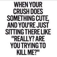 30 Crush Quotes #Crush quotes #Love