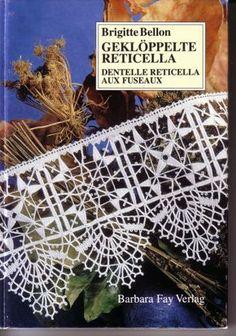 Geklöppelte Reticella
