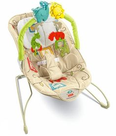 Fisher-Price Animal Krackers Playtime Bouncer $29.99 @ Albeebaby - Hot Deals