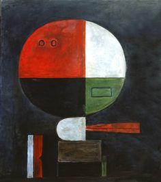1974, Francisco Matto (Mvd, UY 1911-1995): Veleta. Oil on canvas, (57¼ x 44⅝ in) 155 x 136 cm. Cecilia De Torres Ltd.