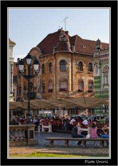 This photo from Timis, West is titled 'coffee break . Places To See, Places Ive Been, Timisoara Romania, Homeland, To Go, Europe, Explore, Mansions, Country