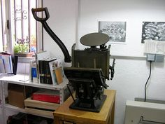 Minerva #letterpress