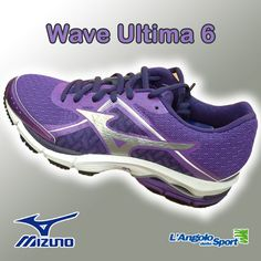 Novità #running #Mizuno Wave Ultima 6