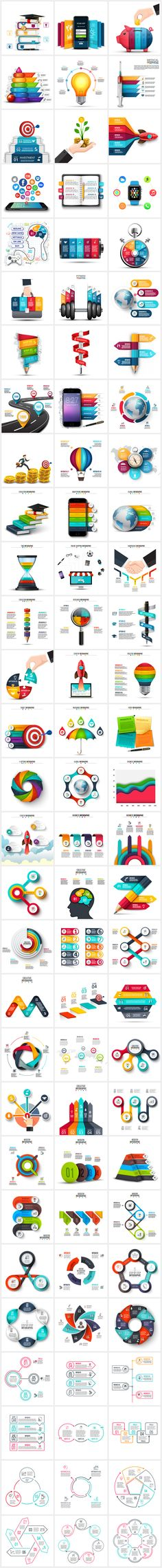 Infographics templates bundle on Behance Free Powerpoint Presentations, Microsoft Powerpoint, Free Doodles, Keynote, Behance, Photoshop, Design Inspiration, Templates, Projects