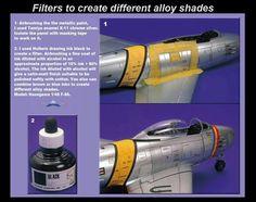 Alloy shading