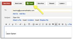 Right Inbox now lets you track when an e-mail is opened