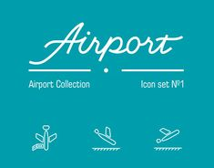 "Check out new work on my @Behance portfolio: ""Icon set 1: Airport colletion"" http://be.net/gallery/66880843/Icon-set-1-Airport-colletion"