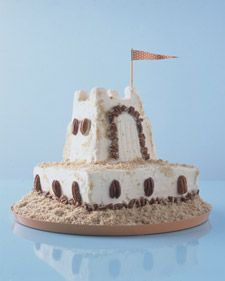 Ice Cream Sand Castle