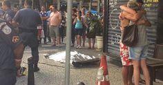 osCurve Brasil : Homem é morto a tiros em Copacabana