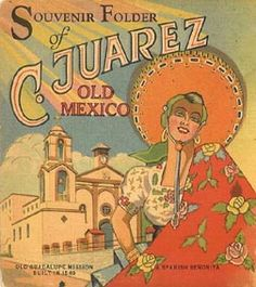 Vintage Postcards from Mexico  #vintagepostcards #Mexico