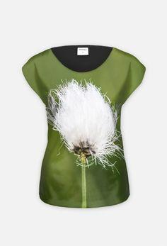 Koszulka hybrydowa z wełnianką