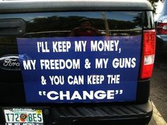 Soo true!!!  I saw a bumper sticker that said this same thing in Brunswick, GA over the weekend.  Love it!!!!
