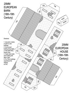Paper+Bldge-25mm+Euro+Barn+%26+House.jpg (1236×1600)