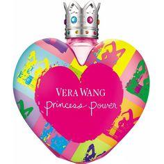 VERA WANG Princess Power eau de toilette 50ml ($64) ❤ liked on Polyvore featuring beauty products, fragrance, perfume, makeup, beauty, rainbow, eau de toilette perfume, edt perfume, perfume fragrances and vera wang perfume