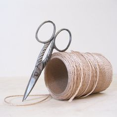 Small Vintage German Scissors by Suite22 on Etsy, $7.00