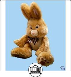 Russ Berrie ~ marrón conejo 19cm), nuevo con etiquetas  ✿ Regalos para recién nacidos - Bebes ✿ ▬► Ver oferta: http://comprar.io/goto/B0057U0RHO